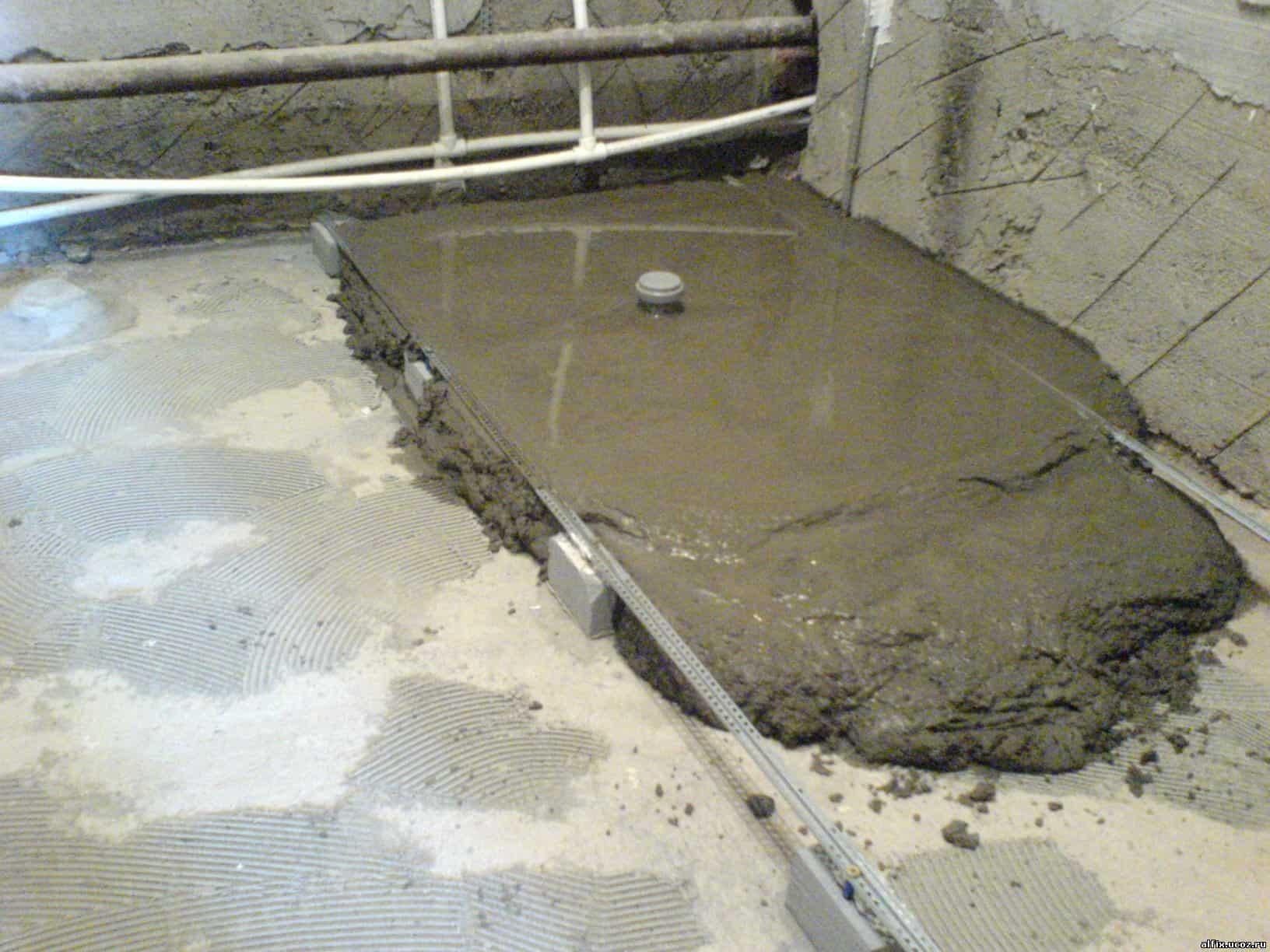 Основные этапы ремонта ванной