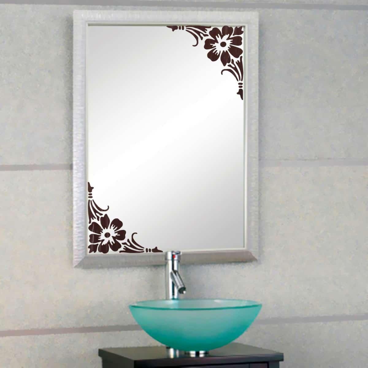 ремонт зеркала в ванной