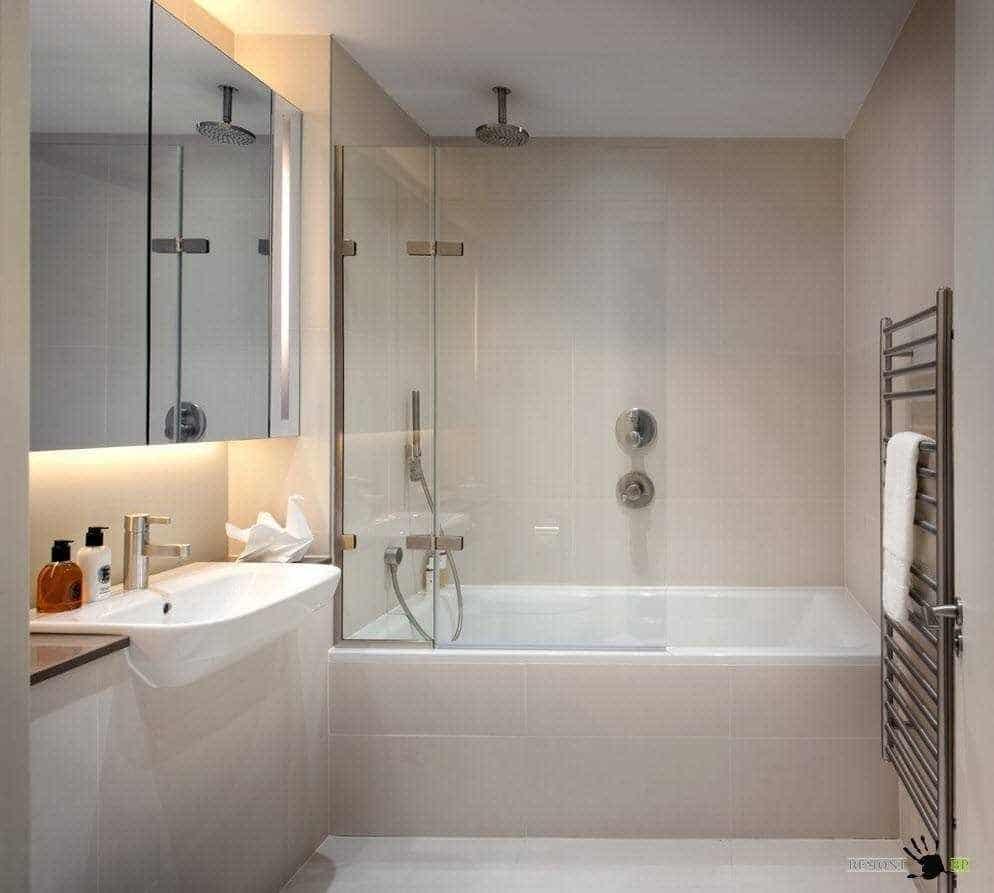 Ремонт ванны 6 кв
