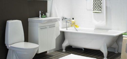 Сантехника для ванной комнаты и санузла
