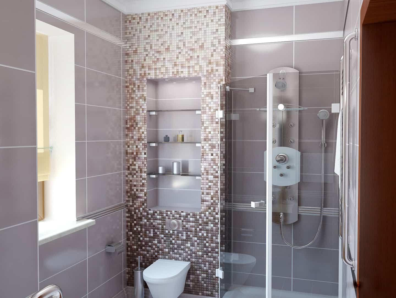 ремонт ванны с душем