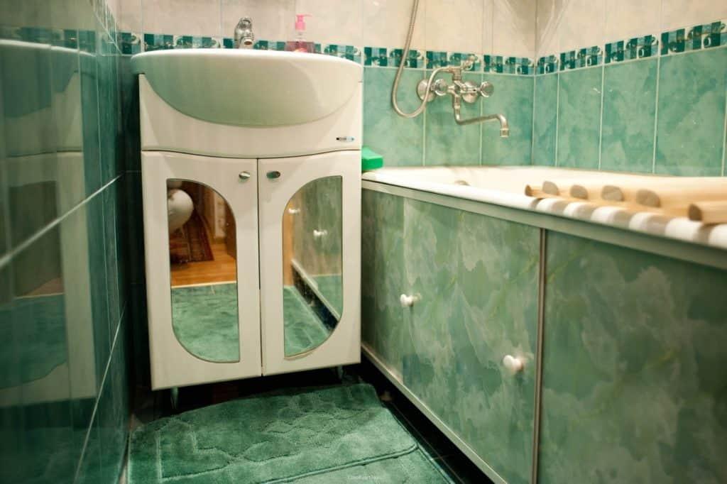 ремонт ванны своими руками