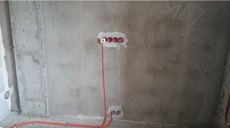 электромонтажные работы в санузле