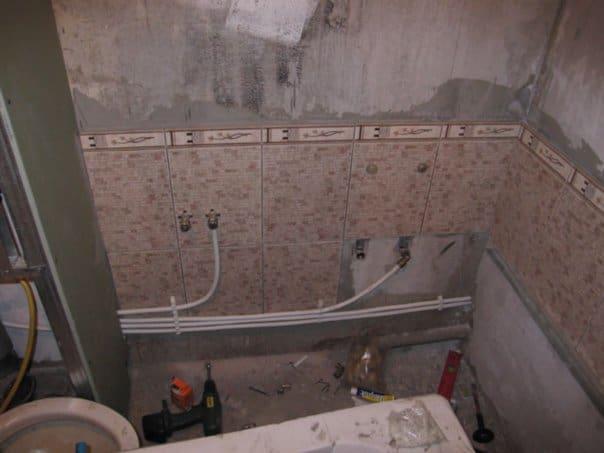 Что нужно знать о ремонте ванной и санузла?
