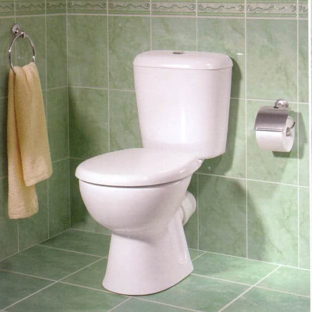 унитаз в ванной