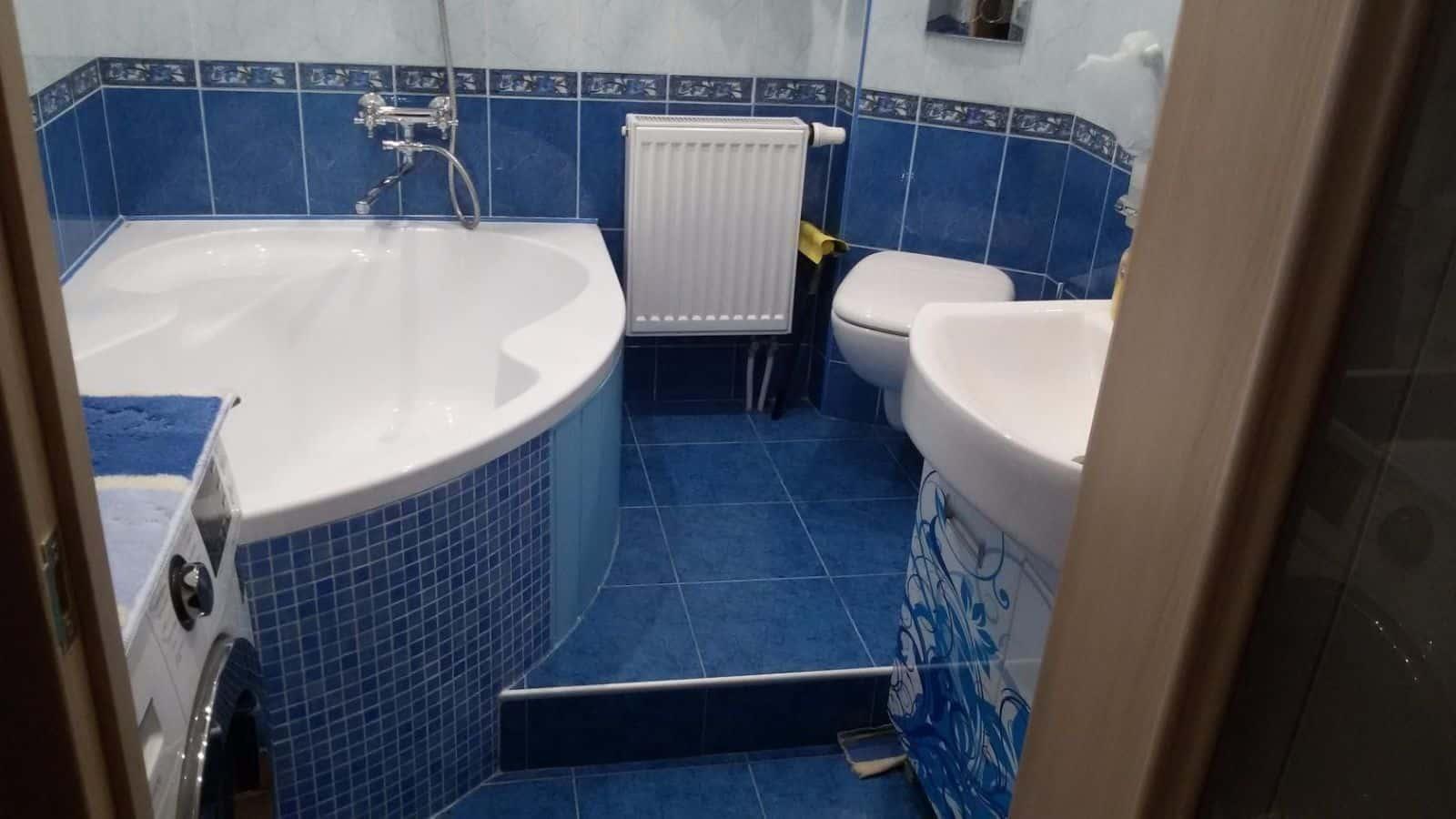 устройство дизайна в ванной