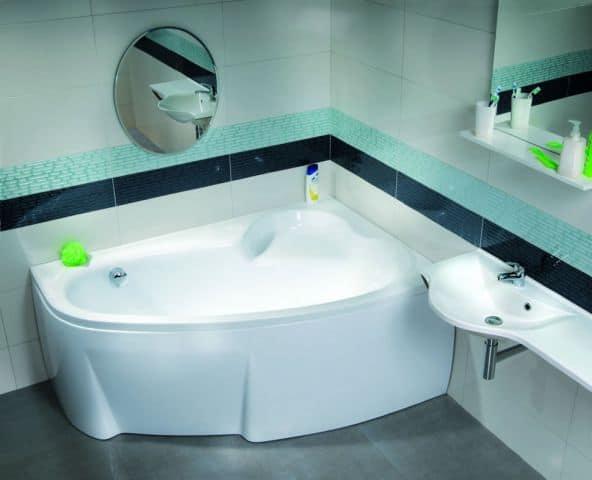 Акриловые ванны Ravak