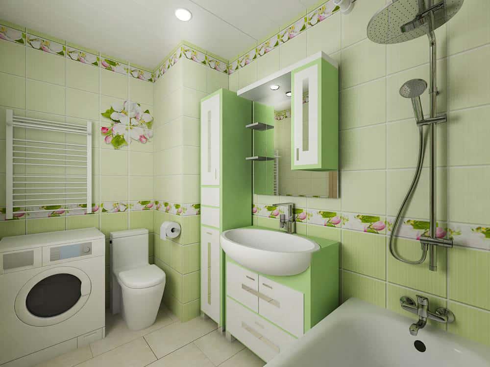 ремонт ванной в хрущевке