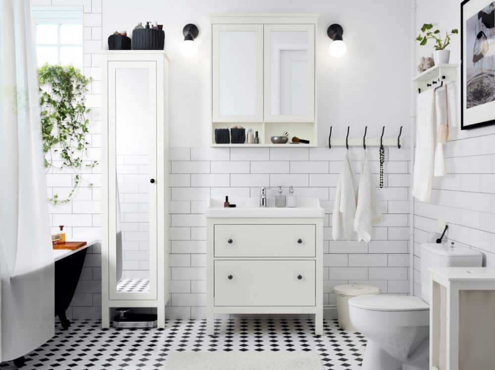 Оформления ванной комнаты