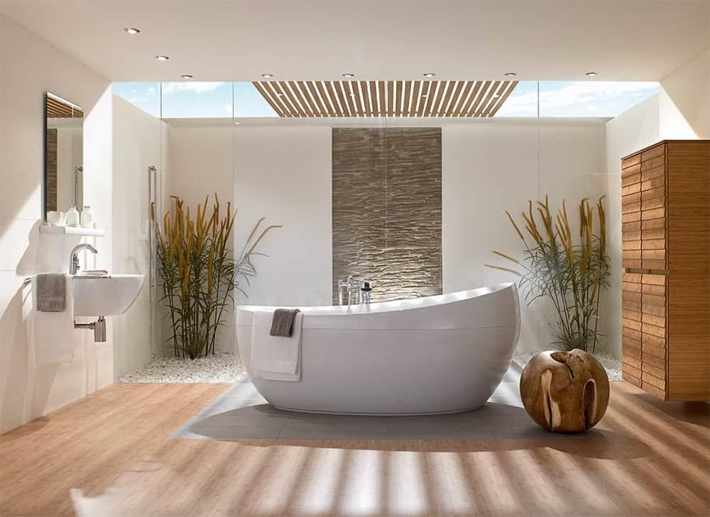 Чем штукатурить стены в ванной