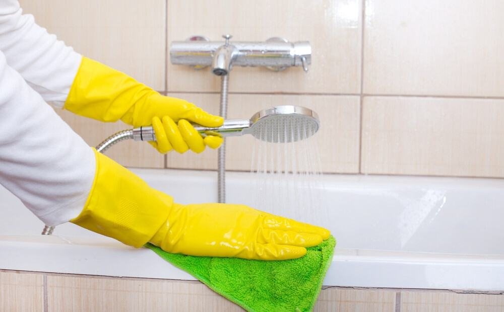 чем отмыть ванну до бела в домашних условиях
