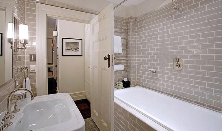 ванная из плитки