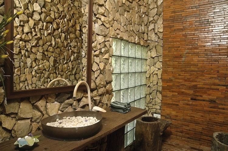 Плитка с имитацией природных материалов