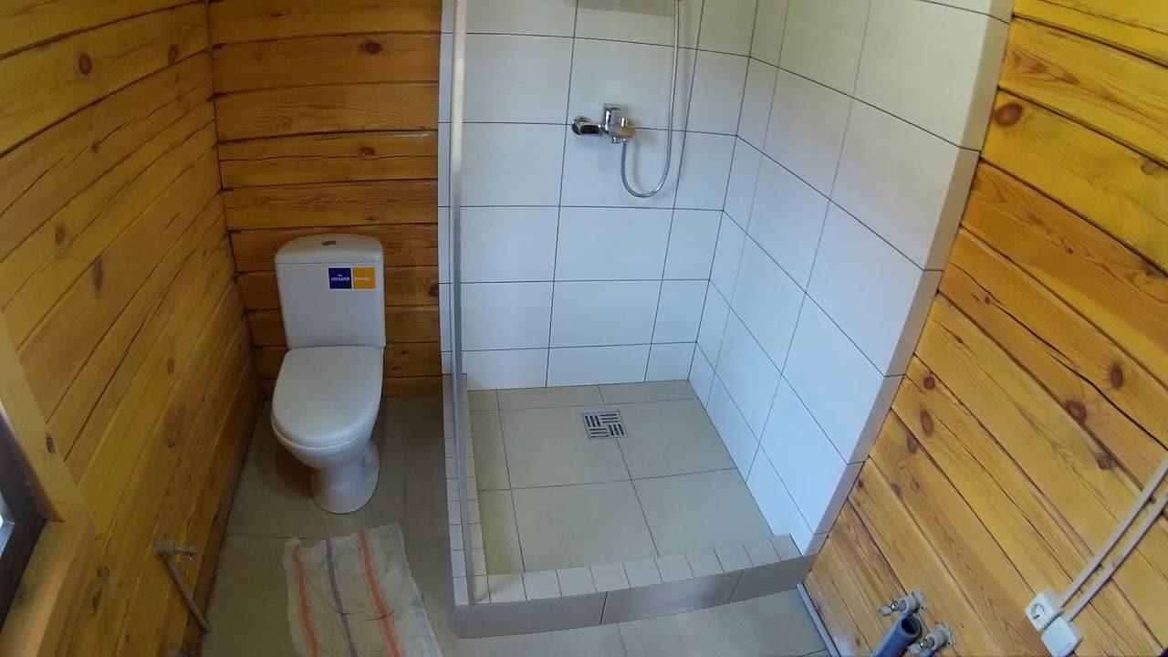 Готовый душ
