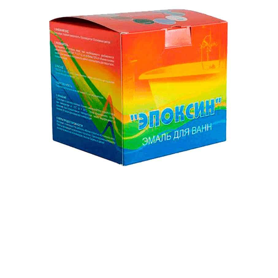 Эпоксин для реставрации ванн