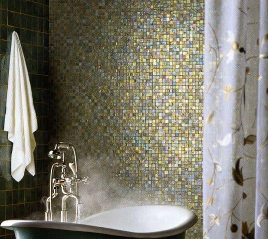 Смальта в ванной