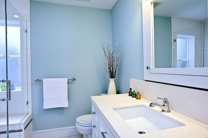 дешевый ремонт в ванной