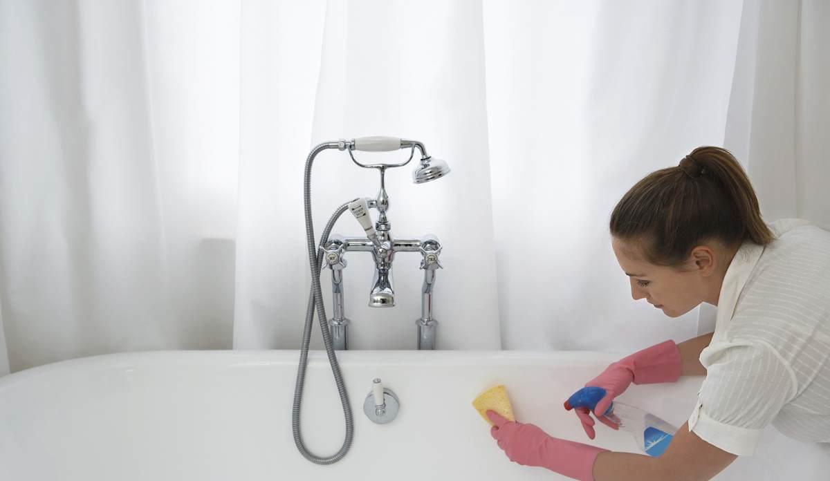 Чем отбелить ванну в домашних условиях