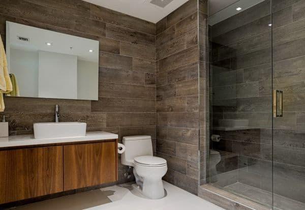 Интерьер ванной комнате