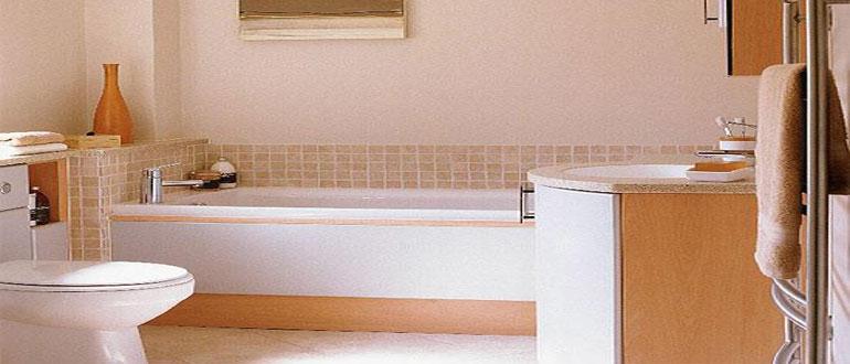 Дизайн ванной комнаты с туалетом в хрущевке