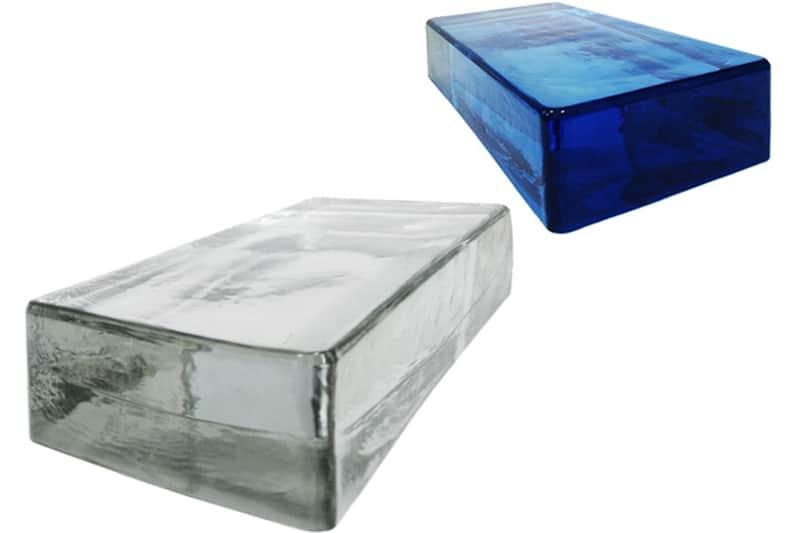 Прямоугольные стеклоблоки