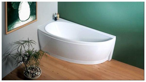 Полукруглая ванна.