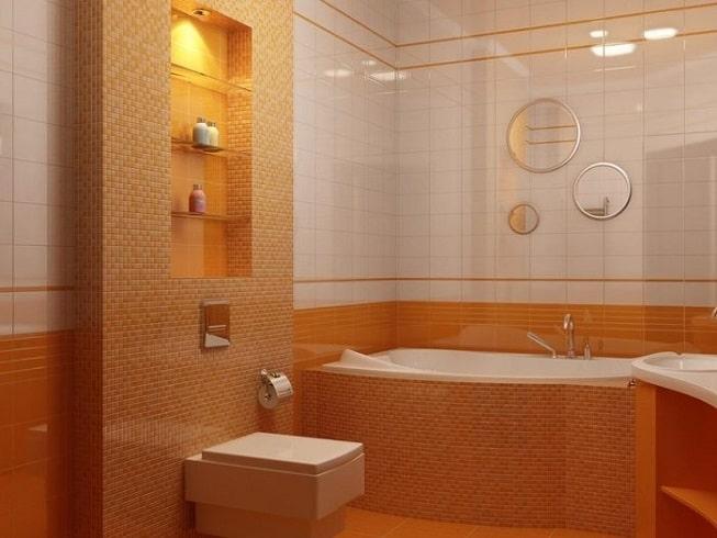 Ниша в ванной комнате: 5 этапов самостоятельного монтажа