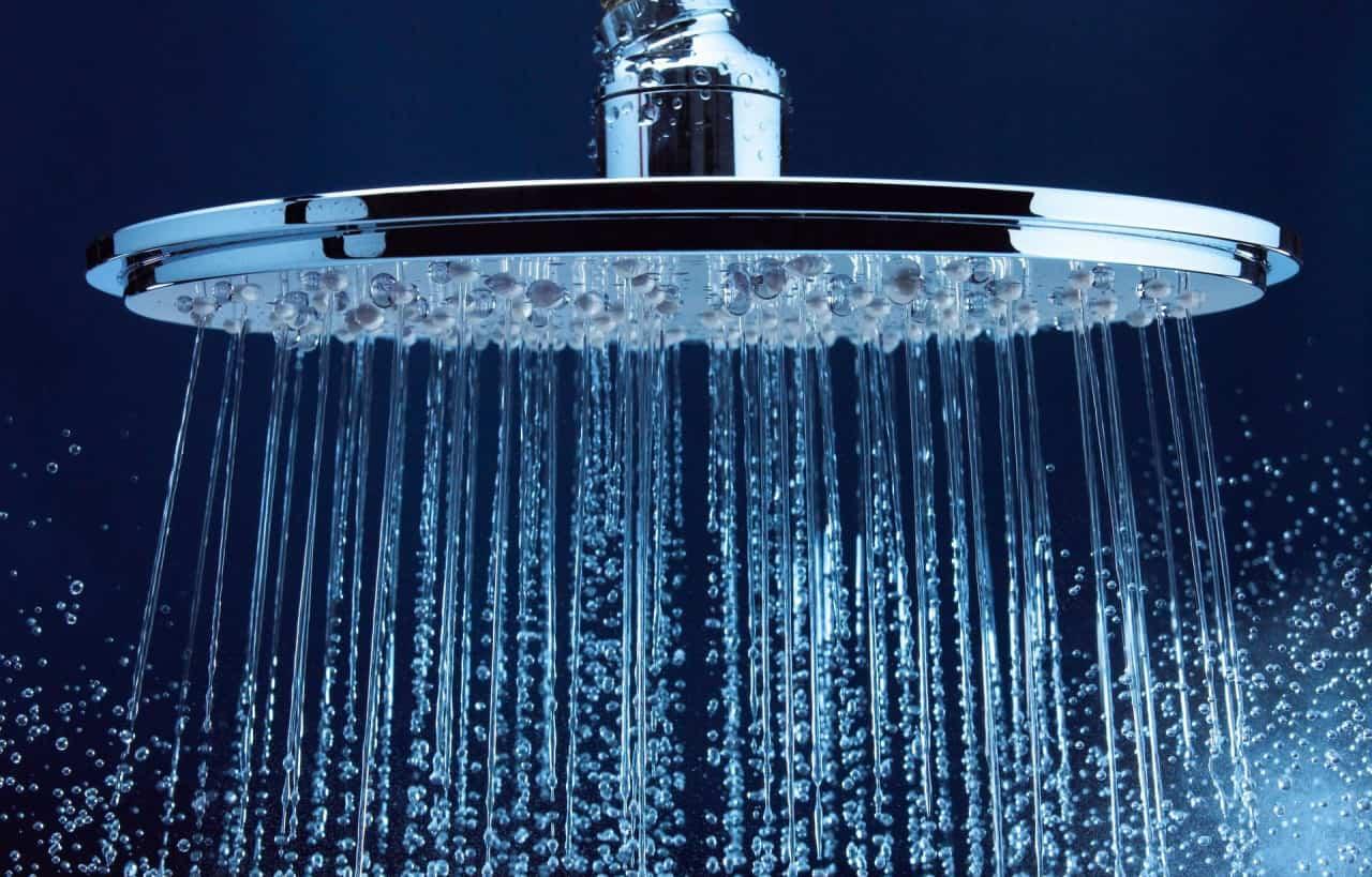 Тропический душ для ванной