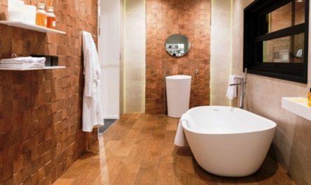 Размеры ванной комнаты