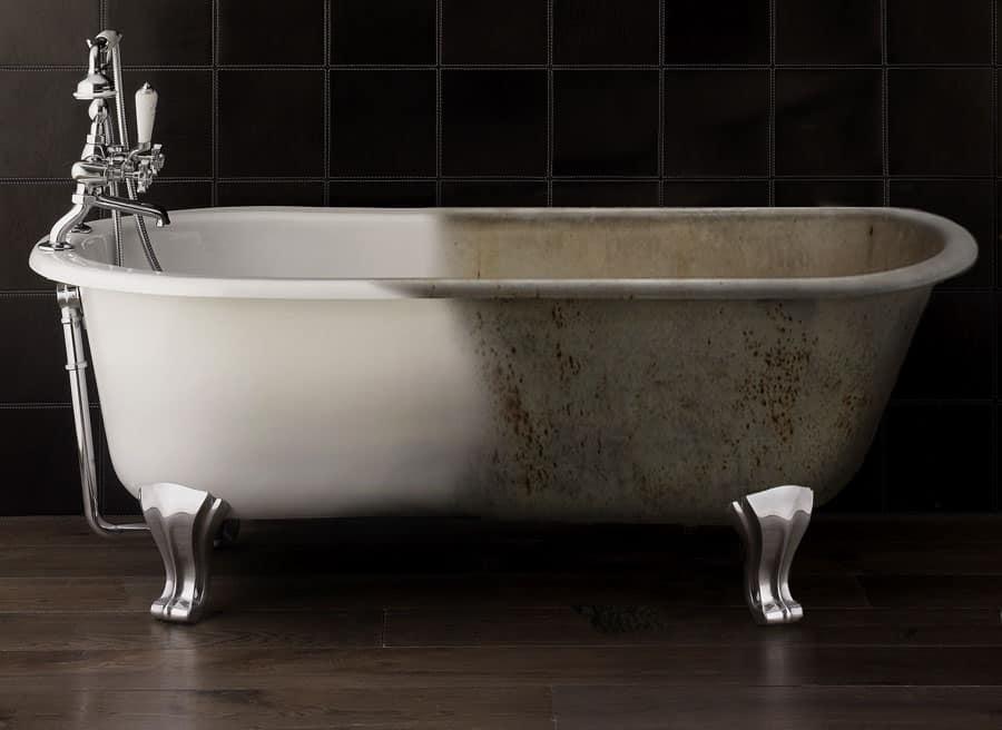 Старые ванны