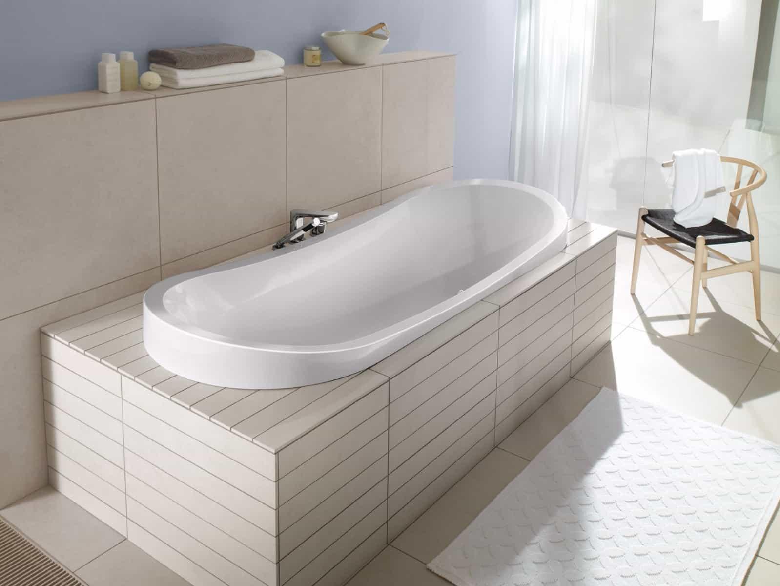 Преимущества ванных