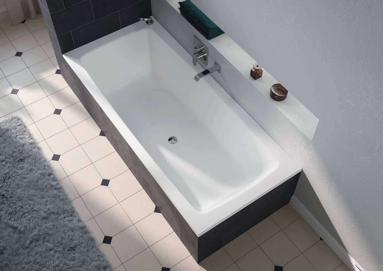 Разнообразие стальных ванн