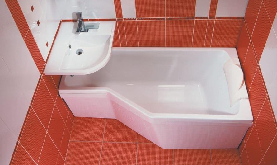Какими бывают раковины над ванной
