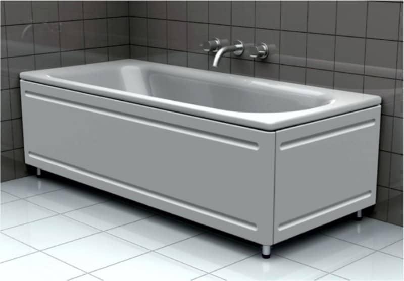 Стоит ли устанавливать стальную ванну