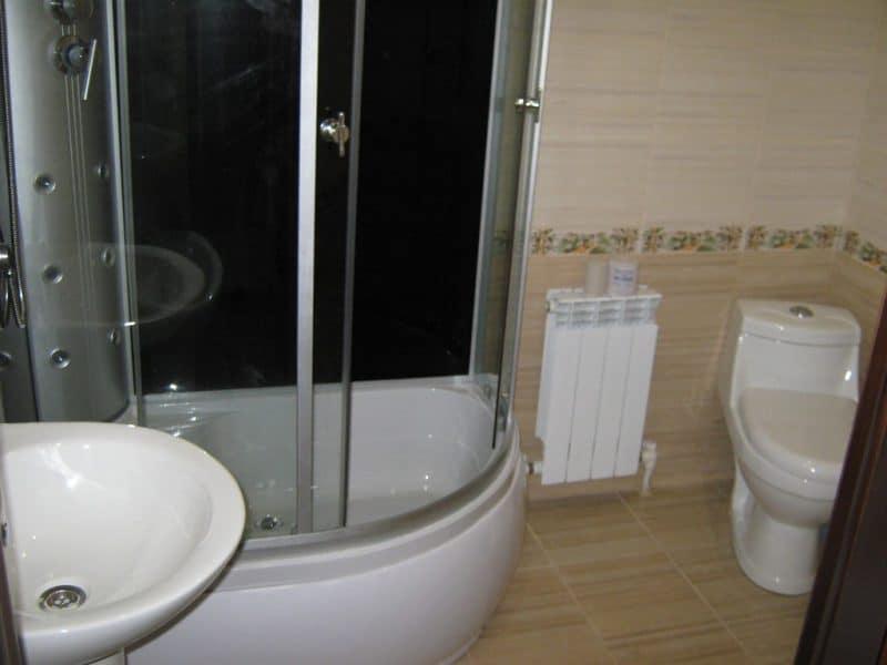Выбор мебели и сантехники