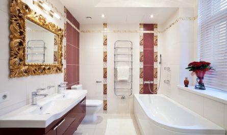 ванная 9 кв м дизайн