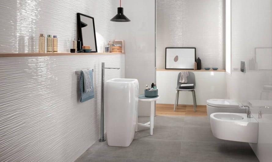 Какую плитку выбрать для ванной — матовую или глянцевую