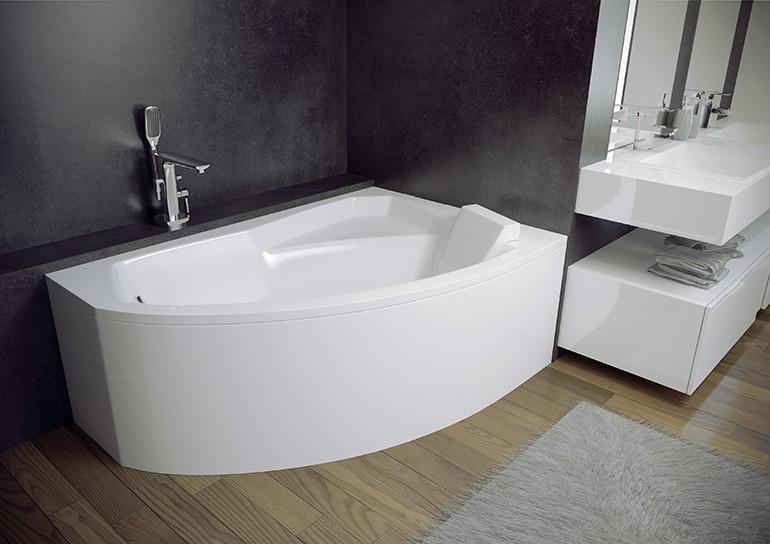 Ассиметричная ванная