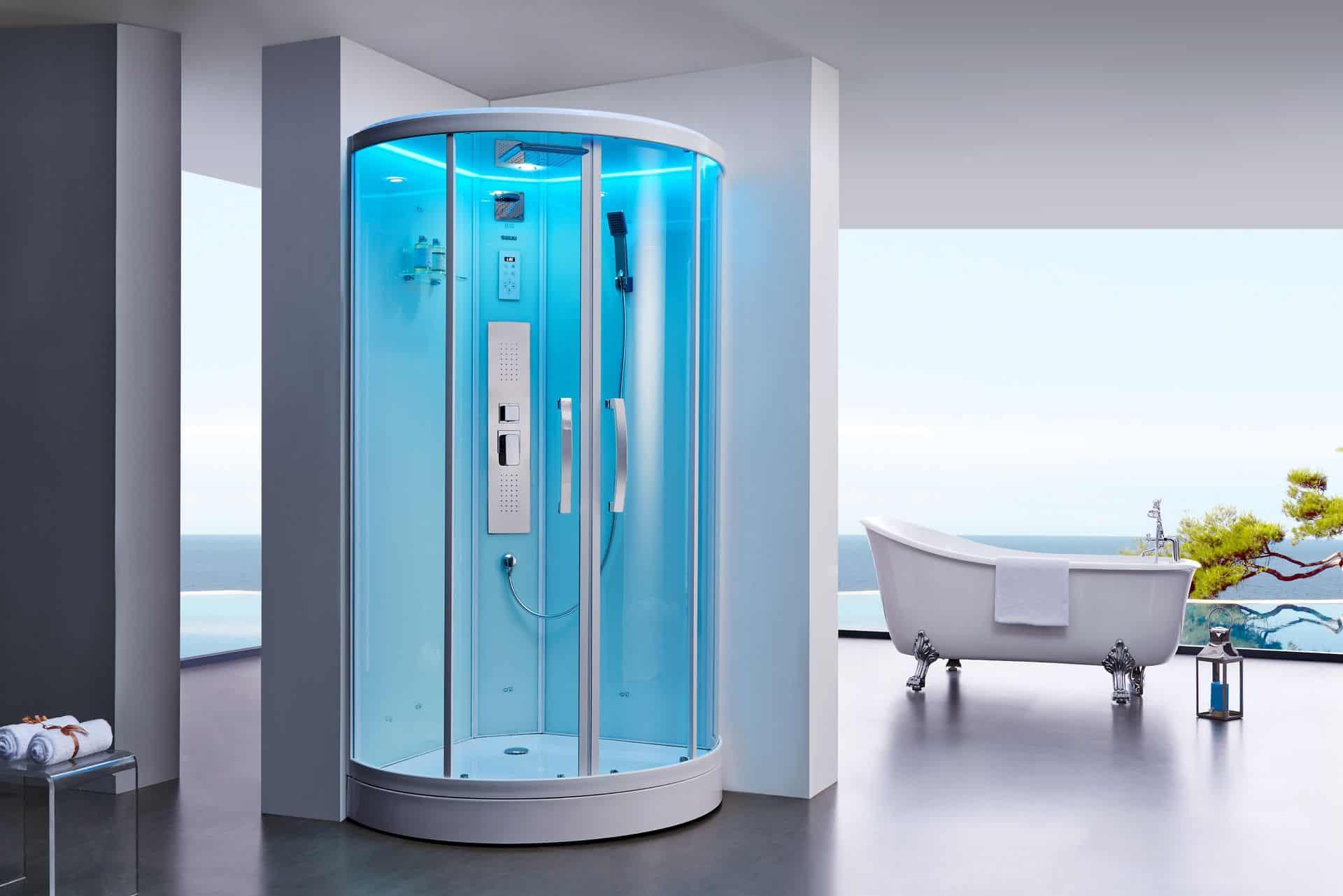 Душевая кабина Serena как выбрать инструкция по установке как включить душ отзывы