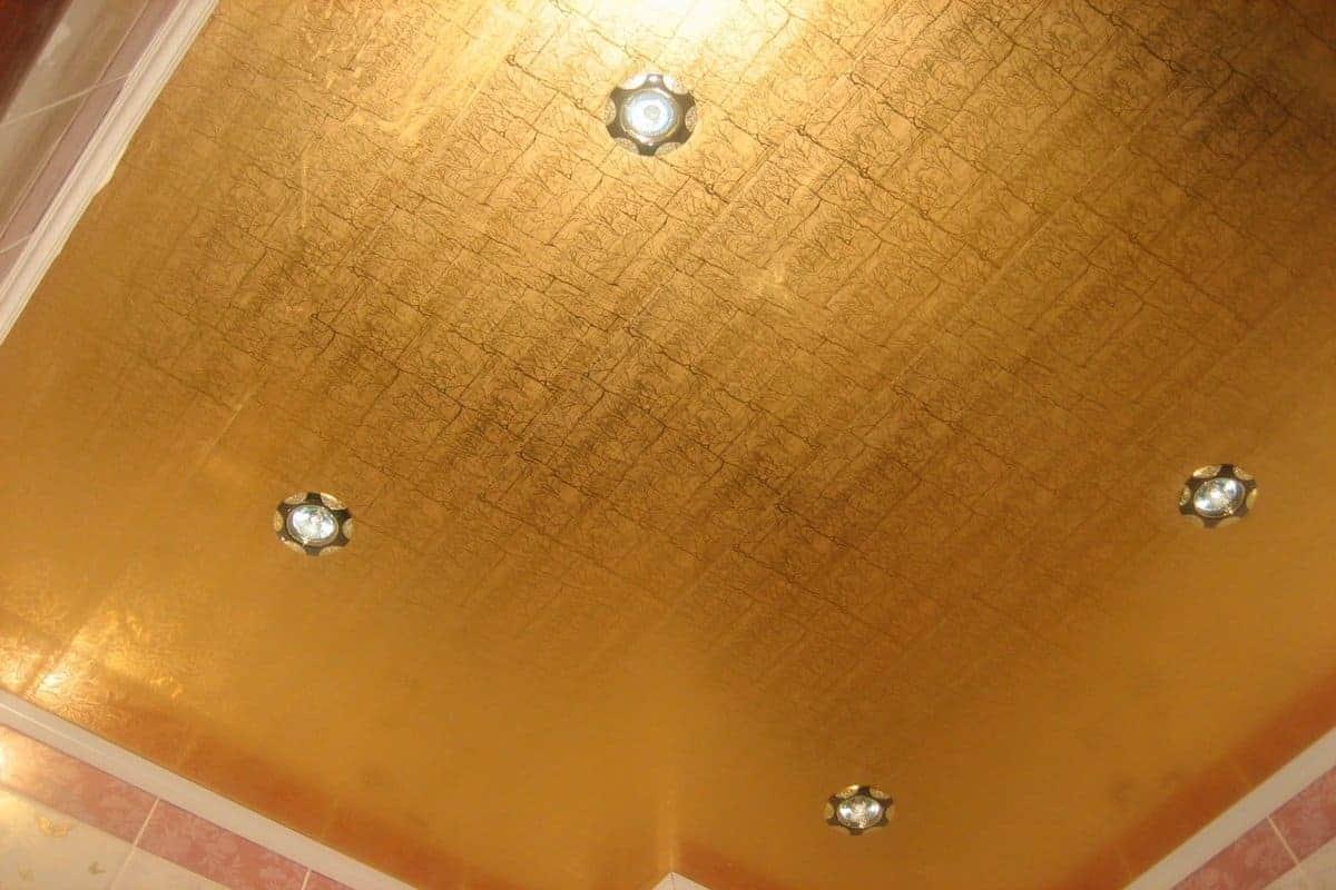 Золотой потолок