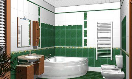 Раскладка плитки в ванной программа бесплатно 3d
