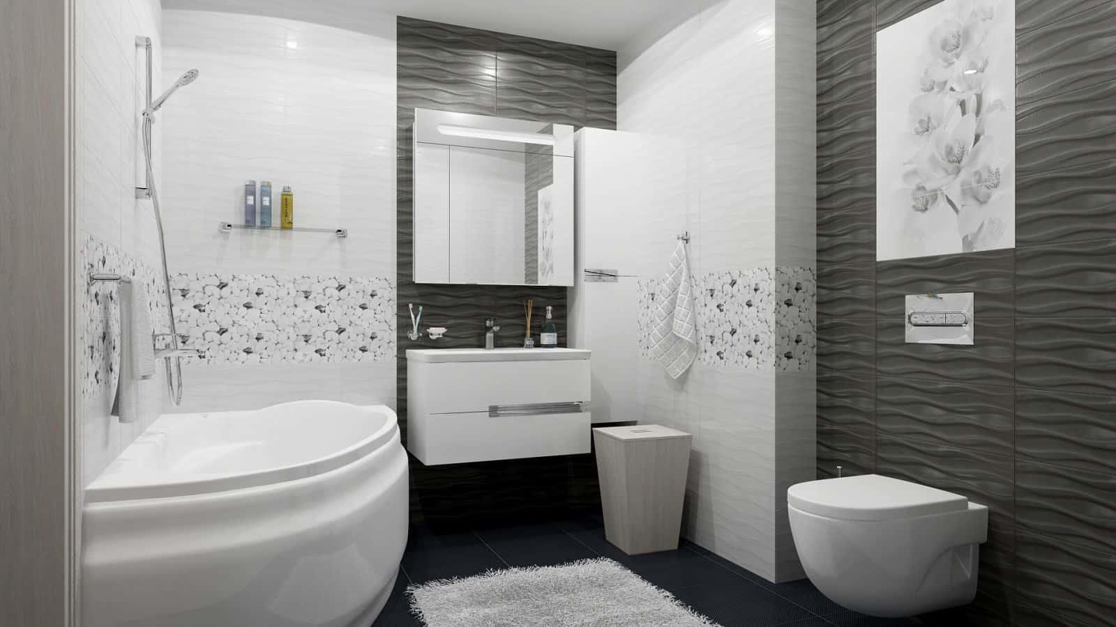 Ремонт ванны плитка