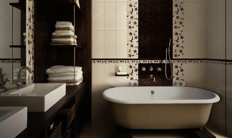 Как отремонтировать плитку в ванной