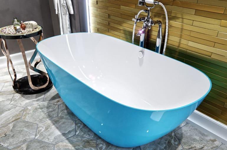 Характеристики ванны
