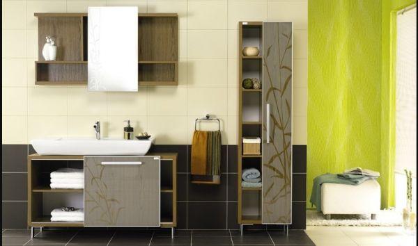 Ванная в стилистике минимализм