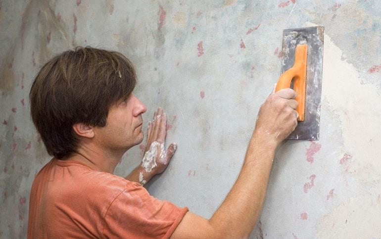 Как подготовить стены под укладку плитки