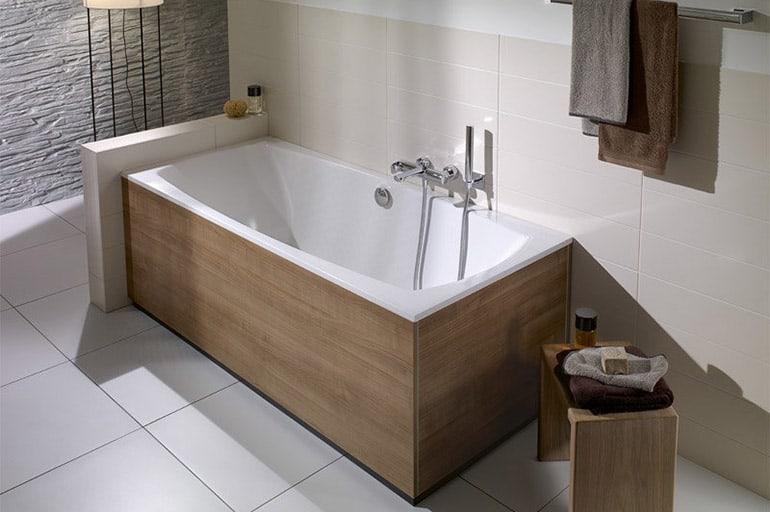 Плюсы квариловых ванн