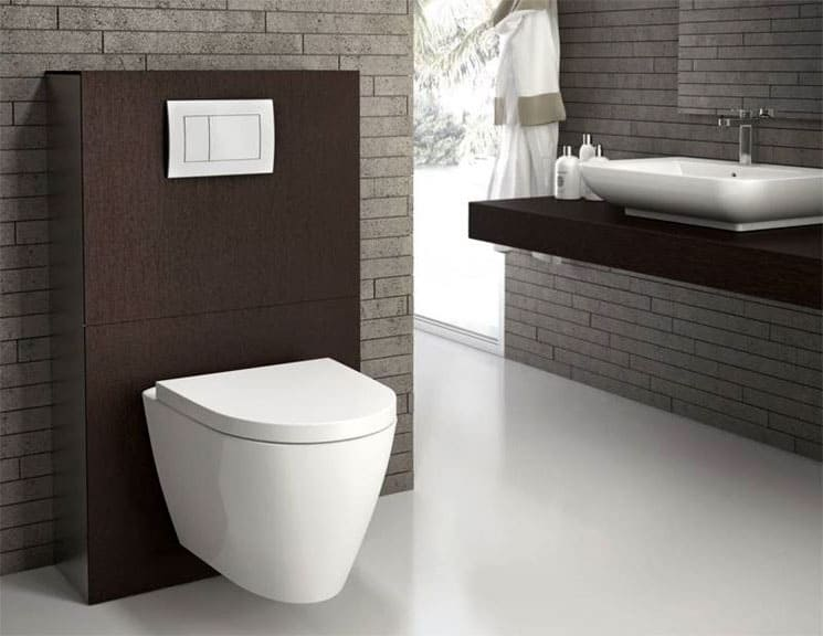 Примеры инсталляции в ванной комнате-9