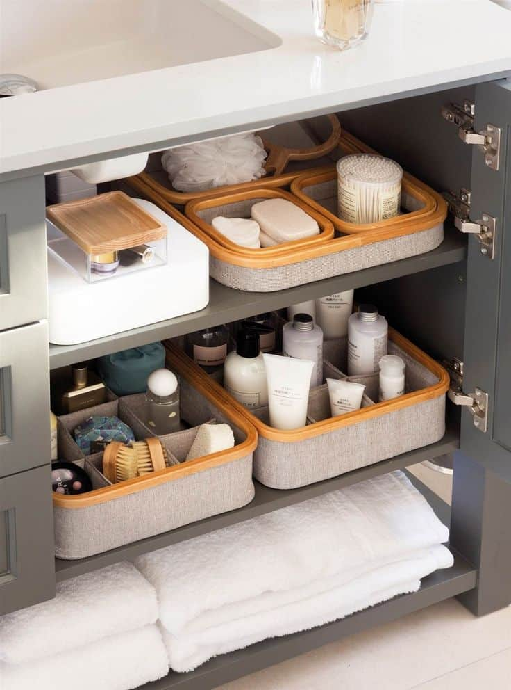Ящики для хранения предметов