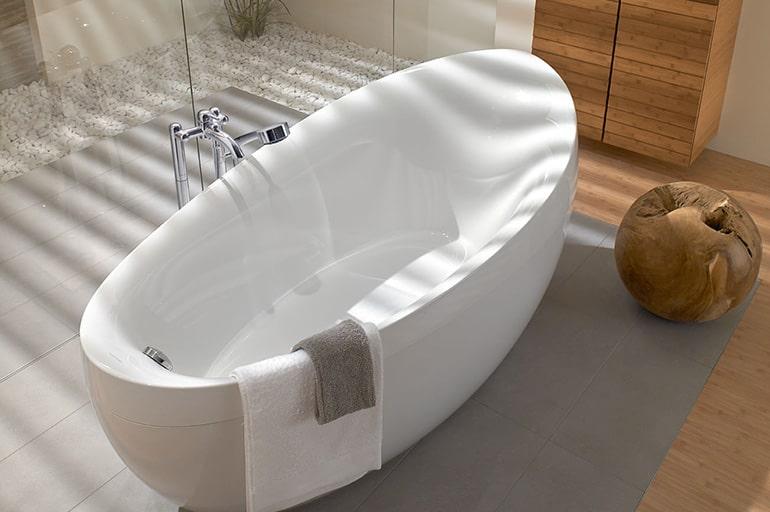 Вес ванны из акрила